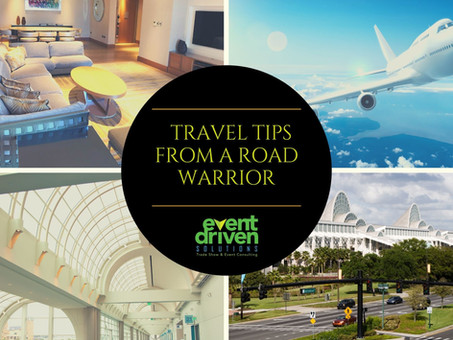 Travel Tips from a Road Warrior