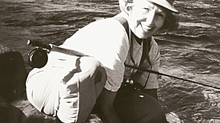 Grace and the Art of fly-fishing