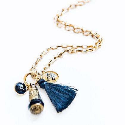 Tikun Olam - Repairing the world Necklace