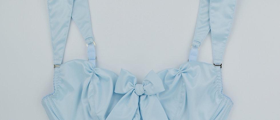 Marie Antoinette Baby Blue bra