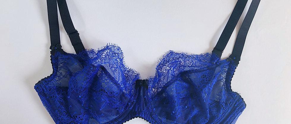 Sapphire full cup bra