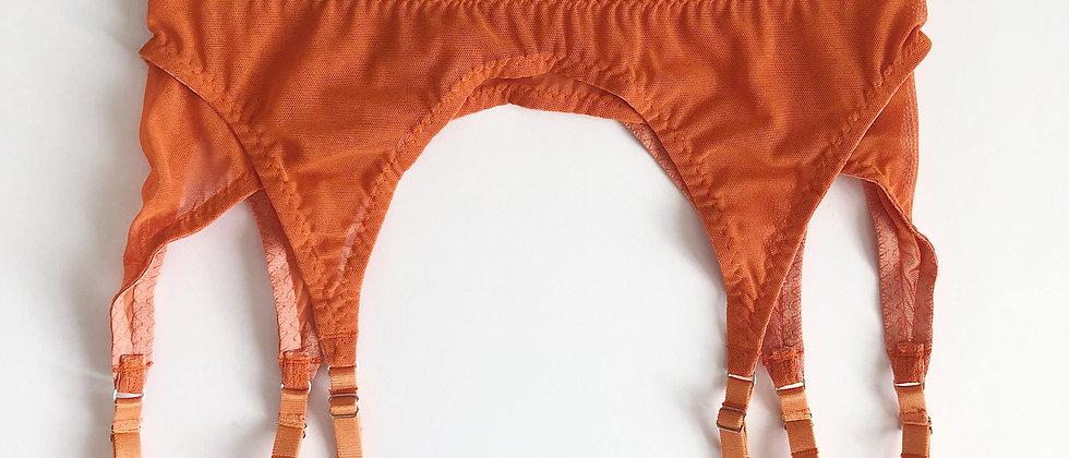 Basic orange suspender