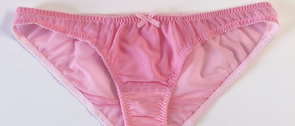 Basic pink brief