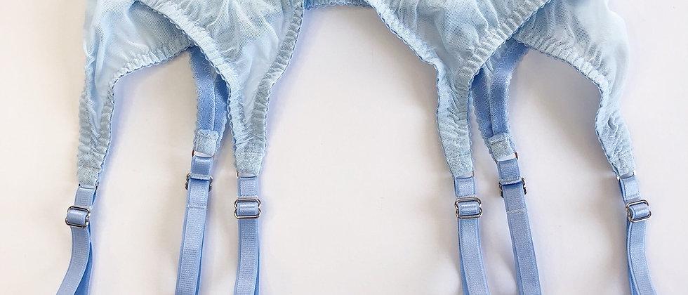 Basic baby blue suspender