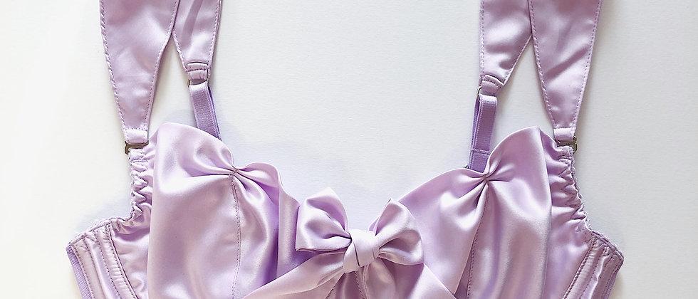 Marie Antoinette Lavender bra
