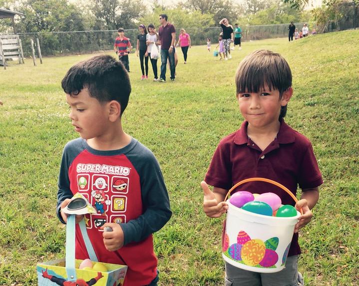 2016 Easter Egg hunt Sebastian.jpg