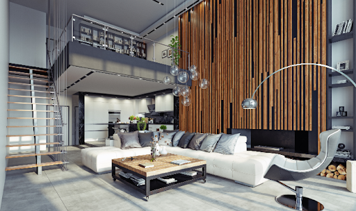 converting with industrial style - interiors