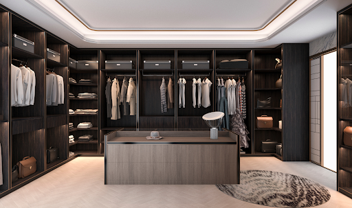 walk in closet closet design