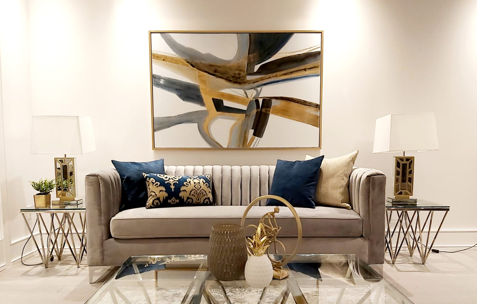 styled to sell executive staging