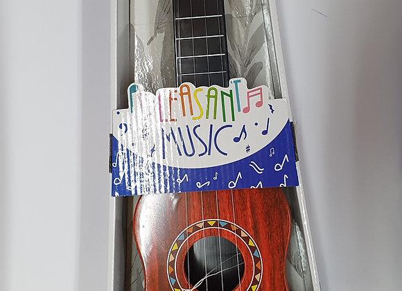 """גיטרה ספרדית דמוי עץ 50 ס""""מ"""