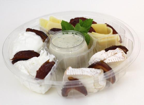 מבחר גבינות