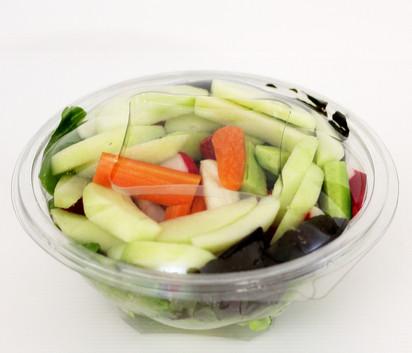 מבחר ירקות טריים