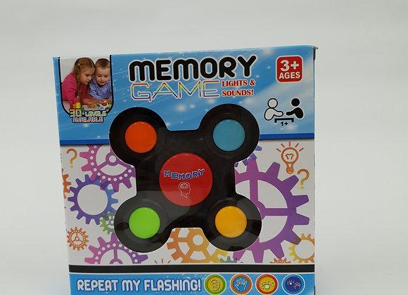 משחק זכרון צלילים ואורות
