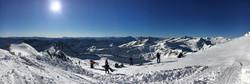 Skigebied Mölltaler gletscher