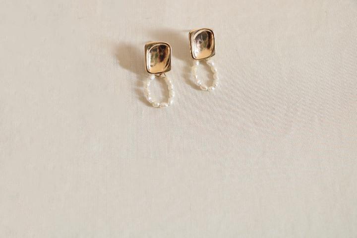 Earrings mini Doé