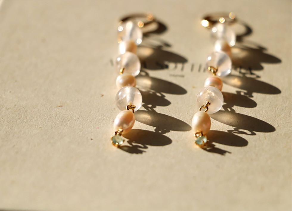 Earrings Doé