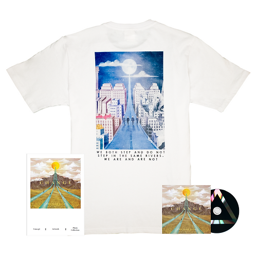 """""""CHANGE"""" Collector Edition -White"""