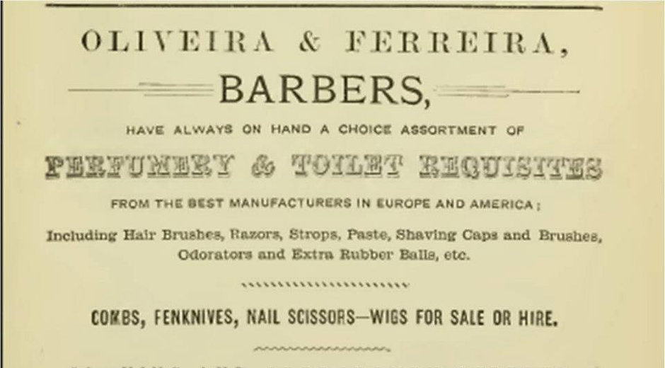 Oliveira and Ferreira Barbers