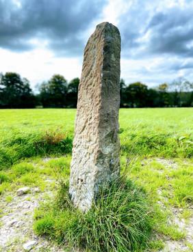 Standing Stone - East Clare, Ireland