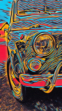 Three 500 Lights - FIAT 500