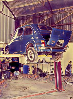 High Maintenence - FIAT 500