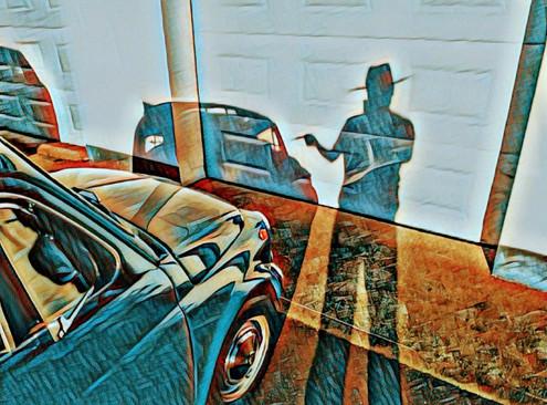 Shadow Man's 500 - FIAT 500