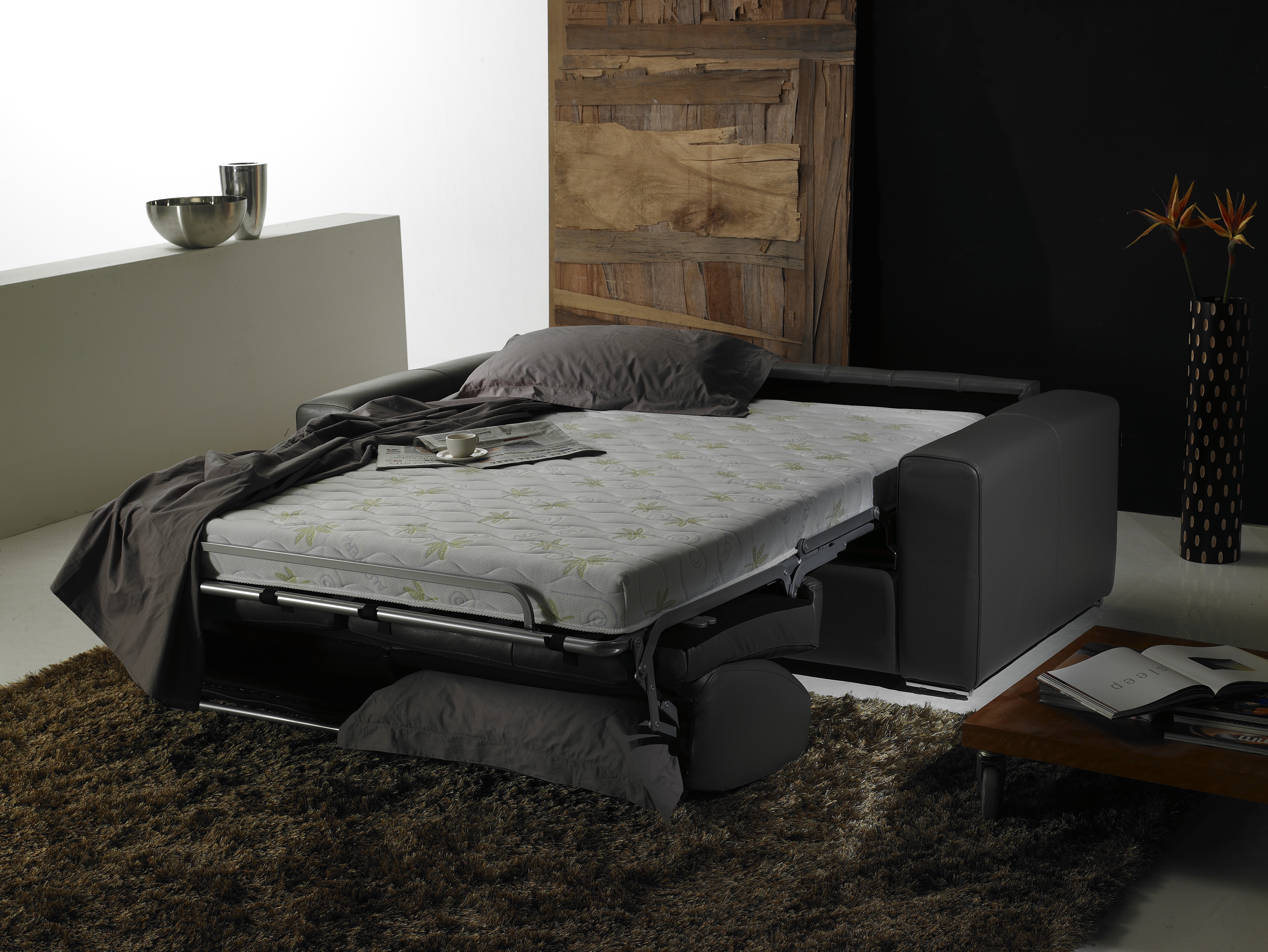 Dream letto grigio