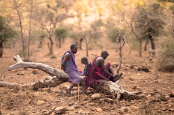 Maasai Tribe -- Intimacy