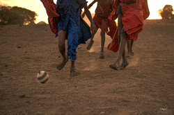 Maasai Tribe -- Universal Sport