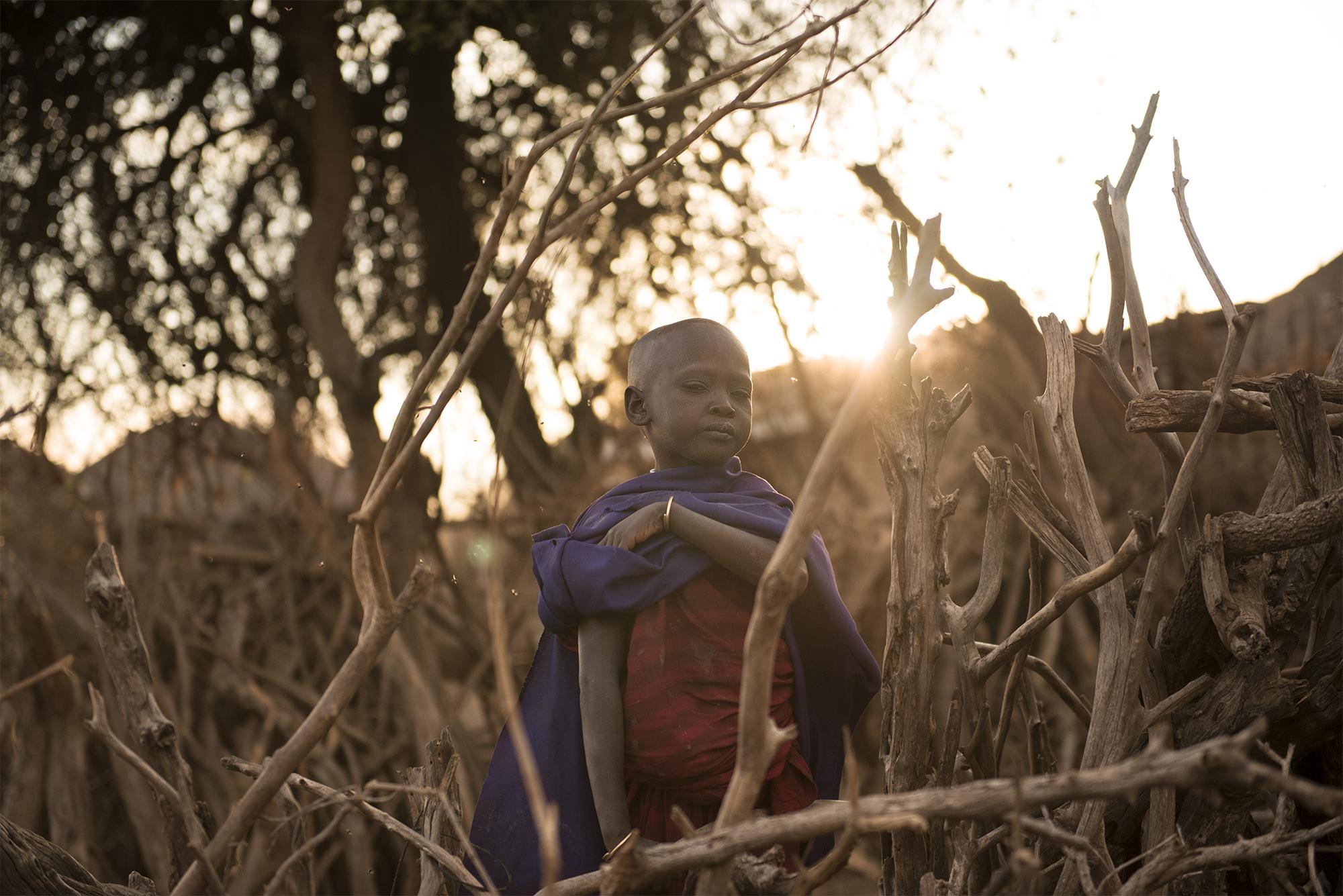Maasai Tribe -- Attitude