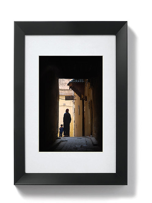 """""""In The Alleyway"""" (Limited Edition of 10)"""