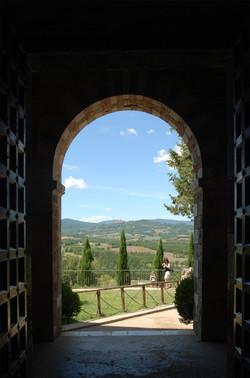 Tuscany's Excalibur