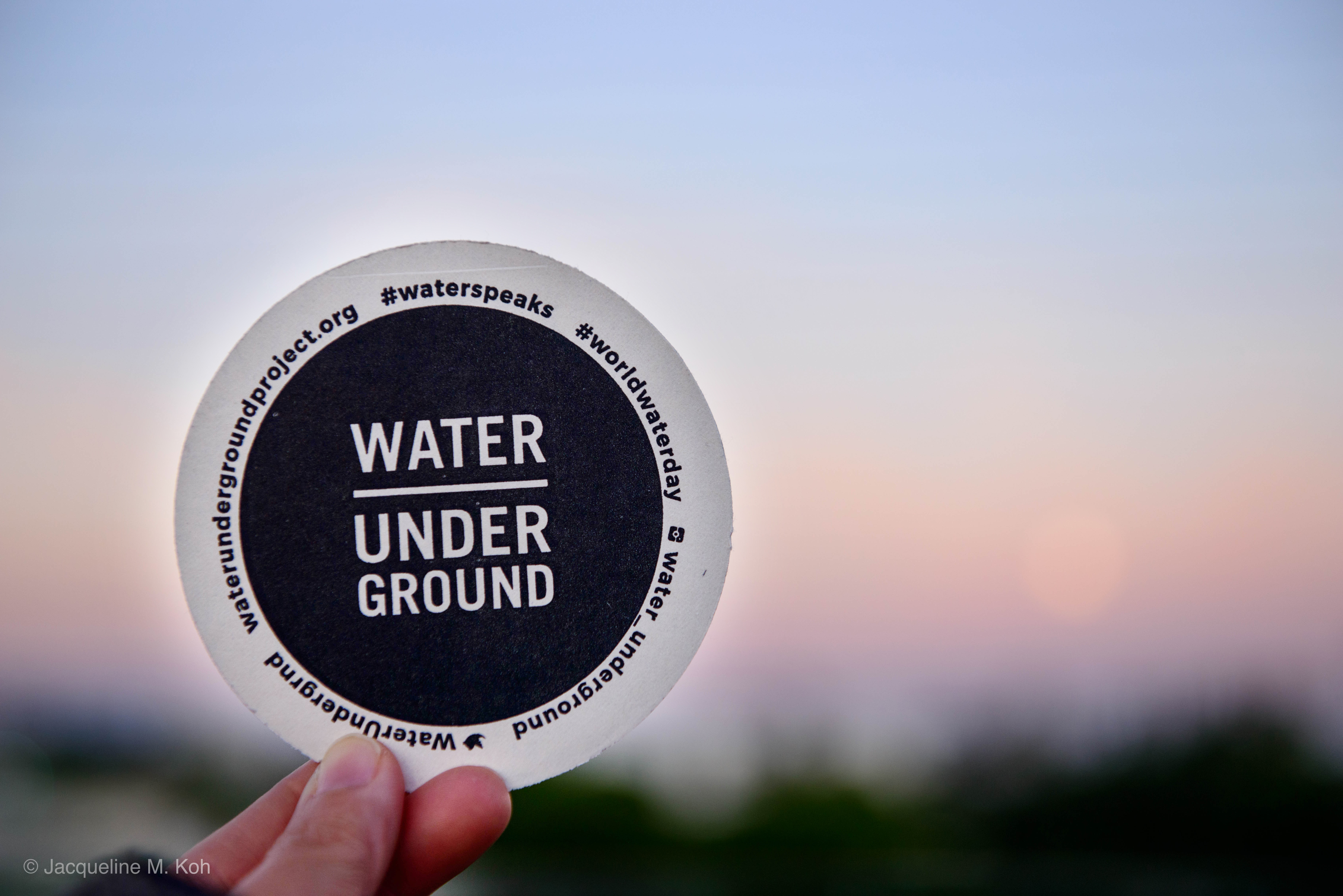 Water Underground Project, LA Launch