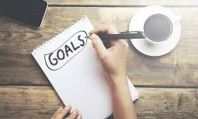 Motivational Monday: Goals