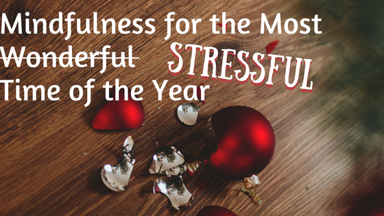 Therapy Thursday: Why are holidays so stressful?