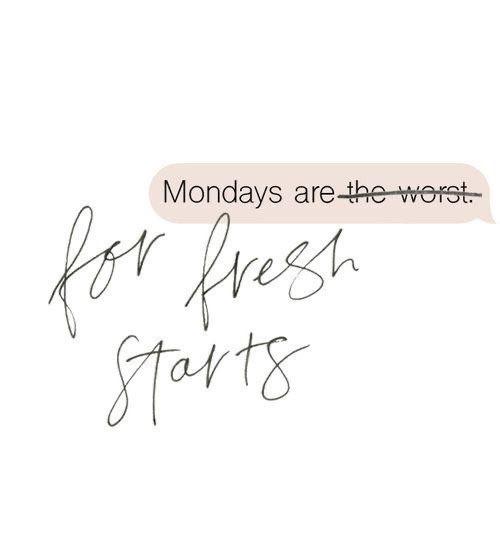 Motivational Monday: PositiveThinking