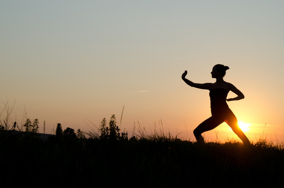 Workout Wednesday: Tai Chi