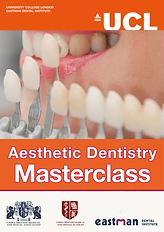 UCL-CBMDA 2018 Aesthetic MasterClass Cov