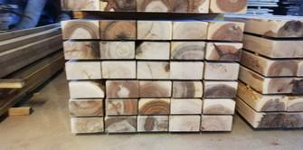 tölgyfa gerenda gyártása