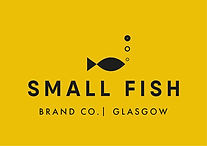 Small Fish Brand Co Logo Personal Brandi