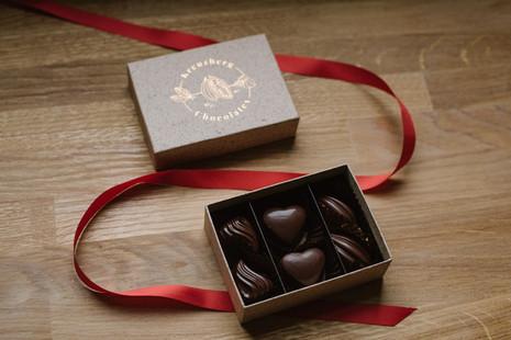 KC Chocolate Food Photography Glasgow Sc