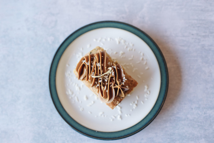 Food product photography scotland for small businesses cakes cafes