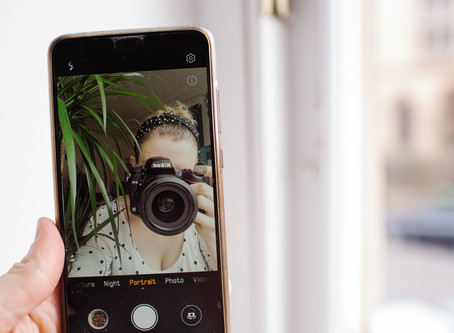 Five Simple Tips for Taking Better Photos with your Phone (no editing required!)