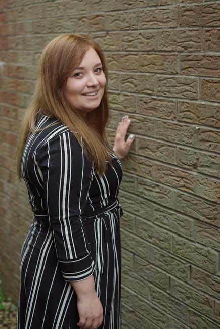 Headshot photographer Glasgow- small fis