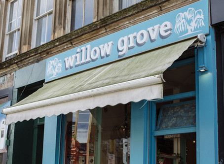 Glasgow Small Biz Stories: Willow Grove Coffee