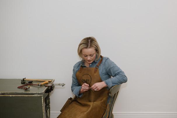 SILBR Jeweller Brand Photography Scotlan