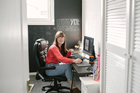 MYB Personal brand photography Fife Scot