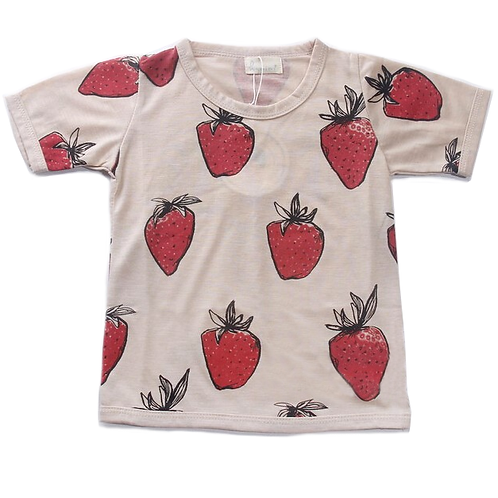 T-shirt Strawberry