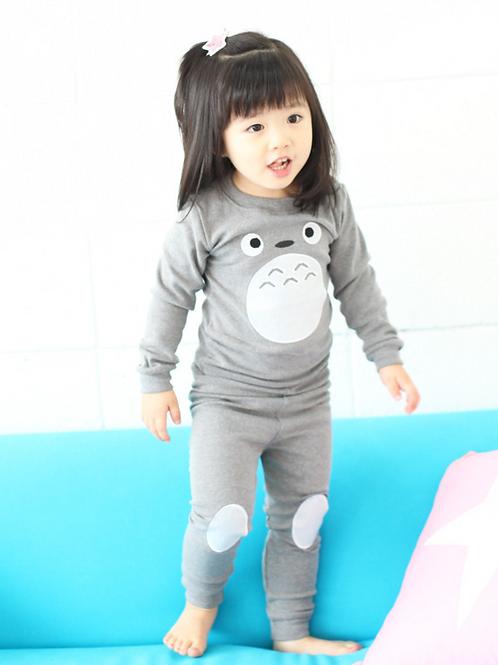 Pyjama Totoro (hiver)