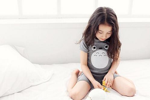 Pyjama Totoro (été)
